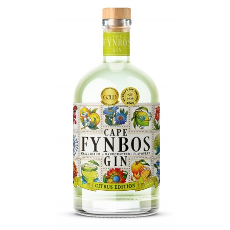 Cape Fynbos Citrus Gin